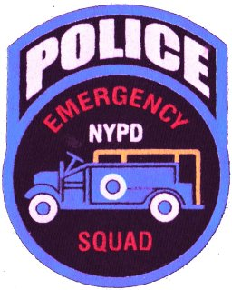 NYPD ESU Patch